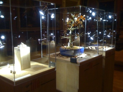 Bespoke Museum Display Cases
