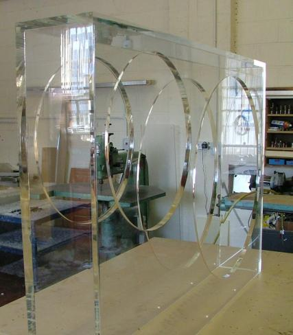 Clear Barrel Case