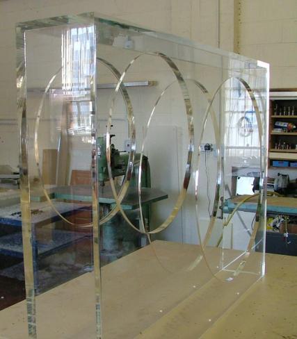 Clear Barrel Case