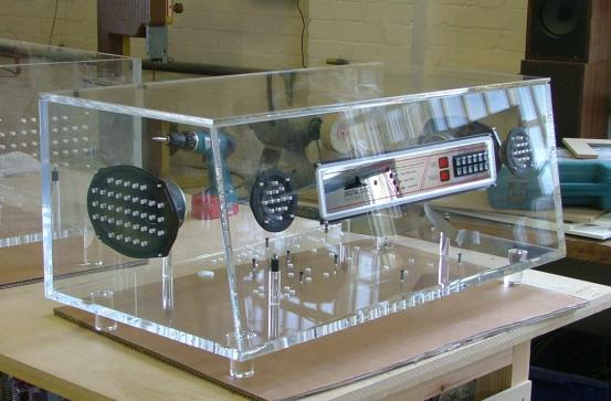 Coffee Table Jukebox