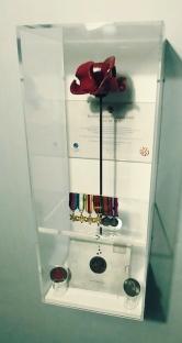 Tower of London Poppy / War Medal Case