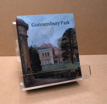Bent Stand for Gunnersbury Scala Book. For more information and to purchase the book, please visit https://gunnersburyfriends.org/new-cafe-now-selling-gunnersbury-book/